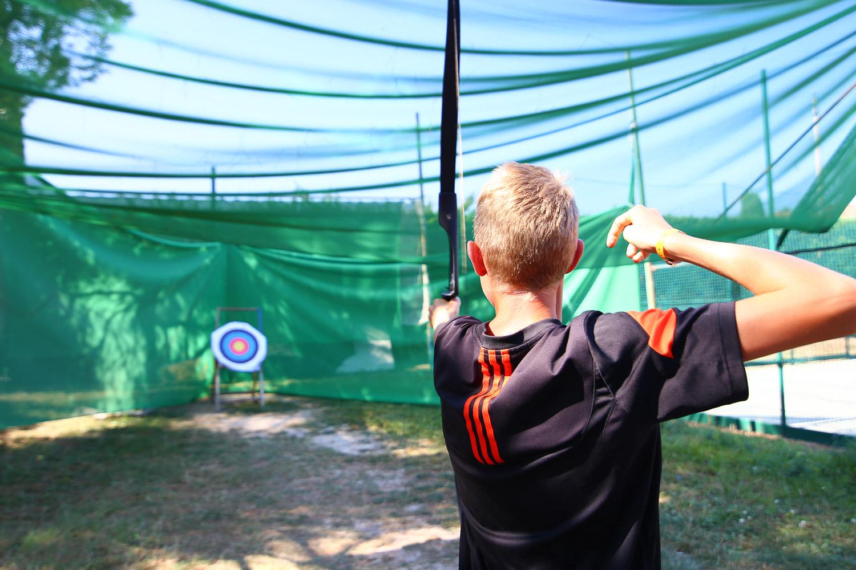 CampingBellaItalia_bueskydning