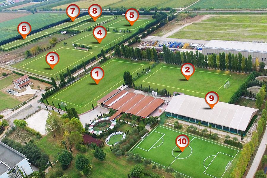 Antares-fodboldanlaeg