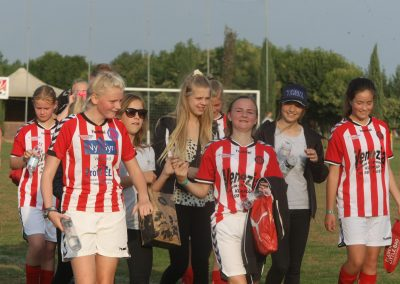 Girls-Football