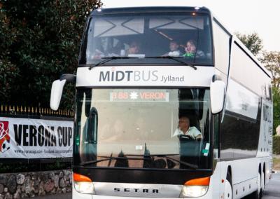 Verona Cup 2018 Arrival
