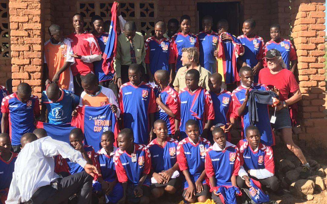 School project in Malawi