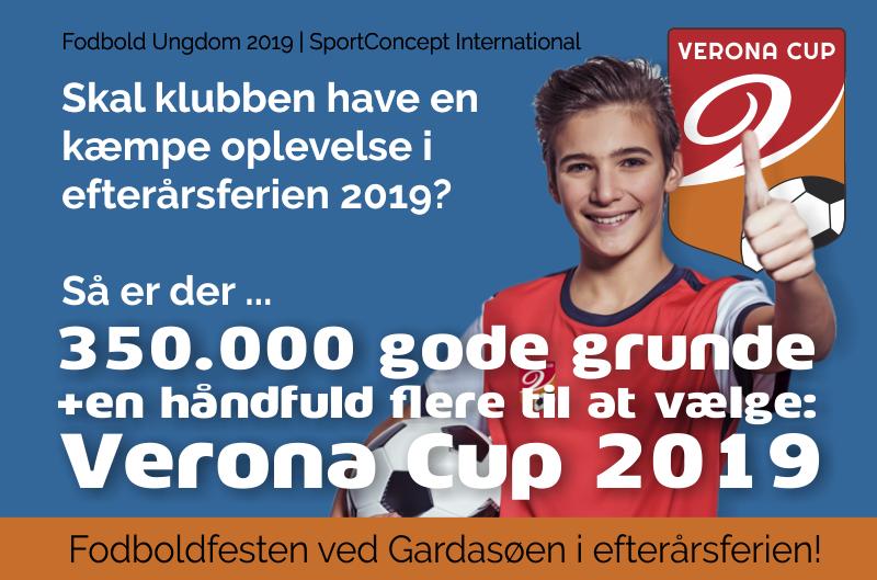 Hvorfor vælge Verona Cup